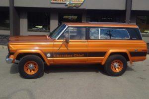 Albert Jeep Cherokee Wrap